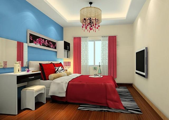 trần thạch cao phòng ngủ đơn giản 10