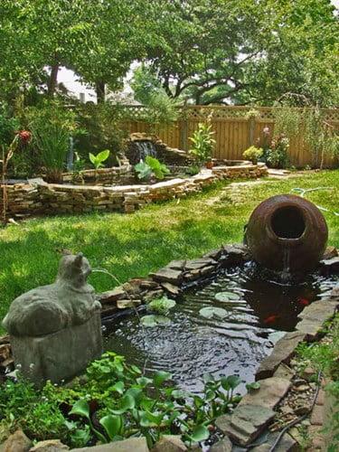 cách thiết kế sân vườn đẹp 03