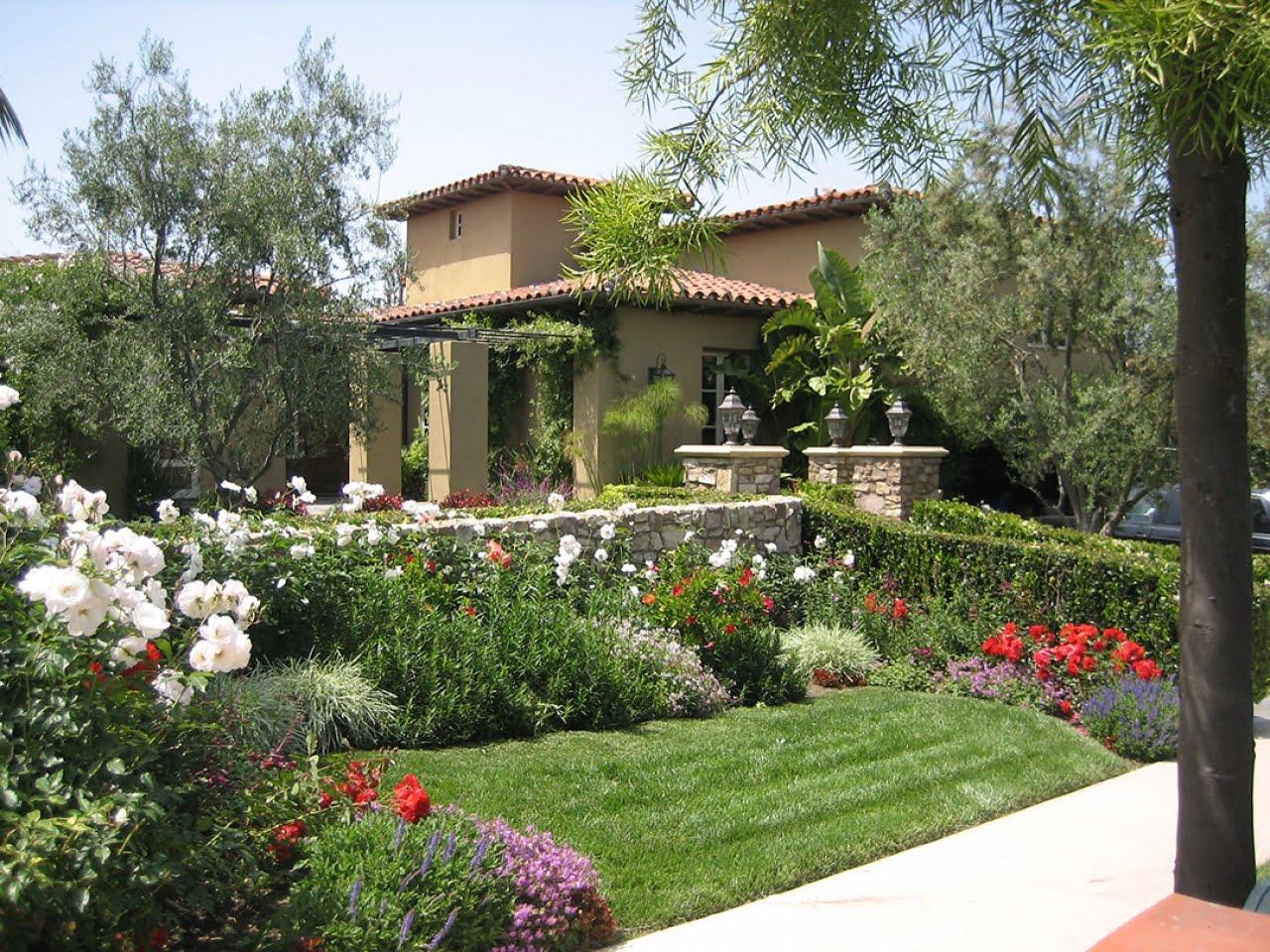 cách thiết kế sân vườn đẹp 05