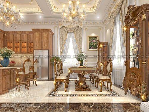 nghề thiết kế nội thất