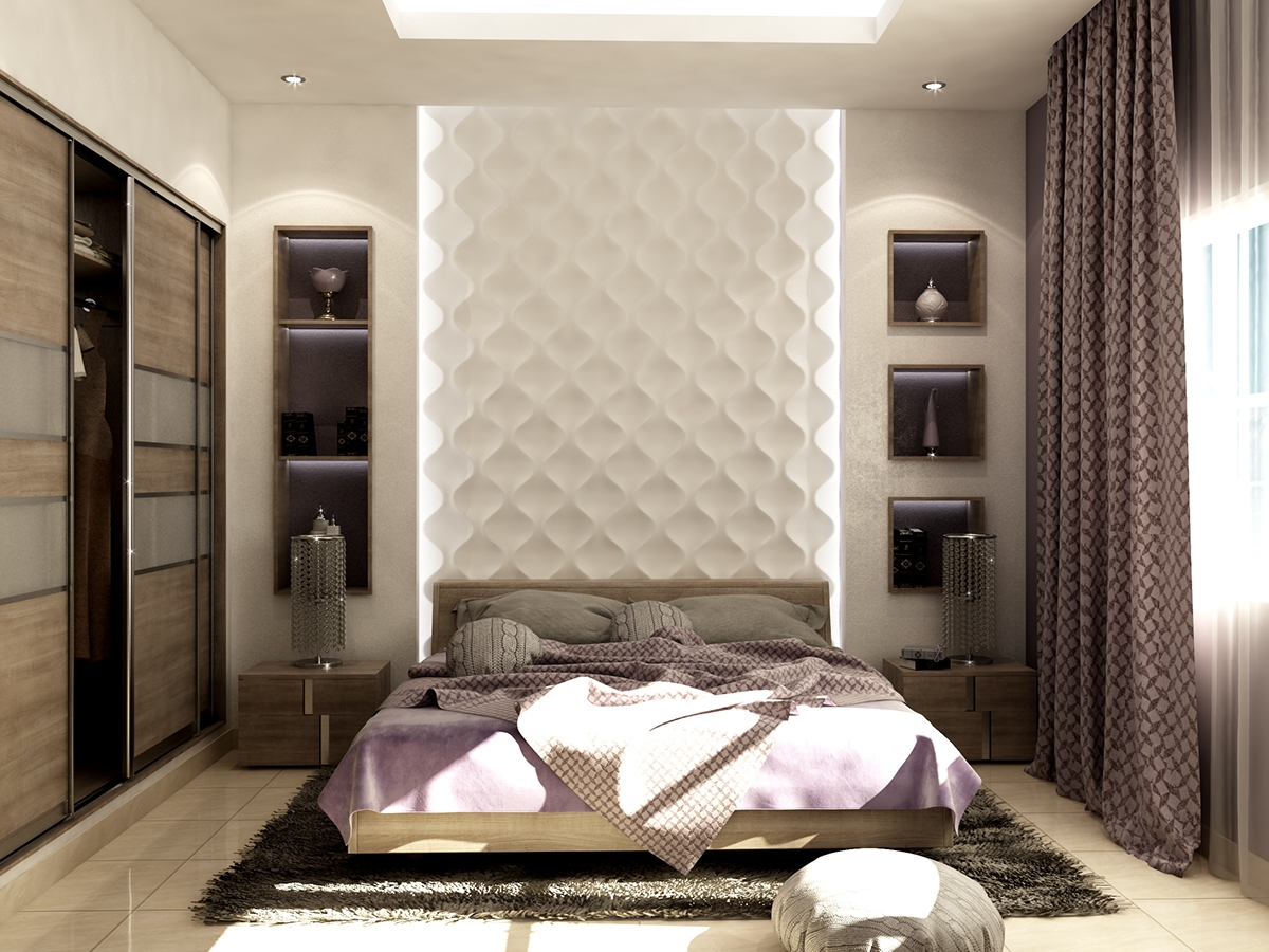 nhà 3 tầng 4 phòng ngủ 5x20