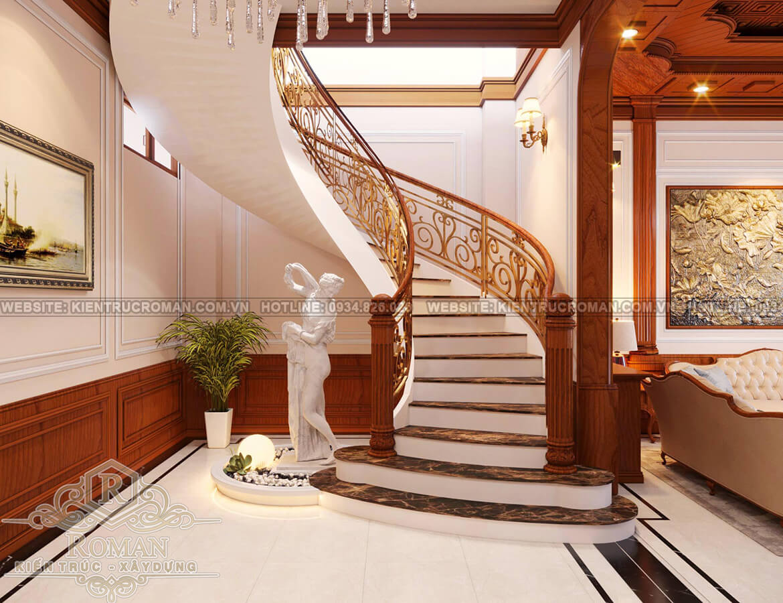 xây cầu thang bao nhiêu bậc