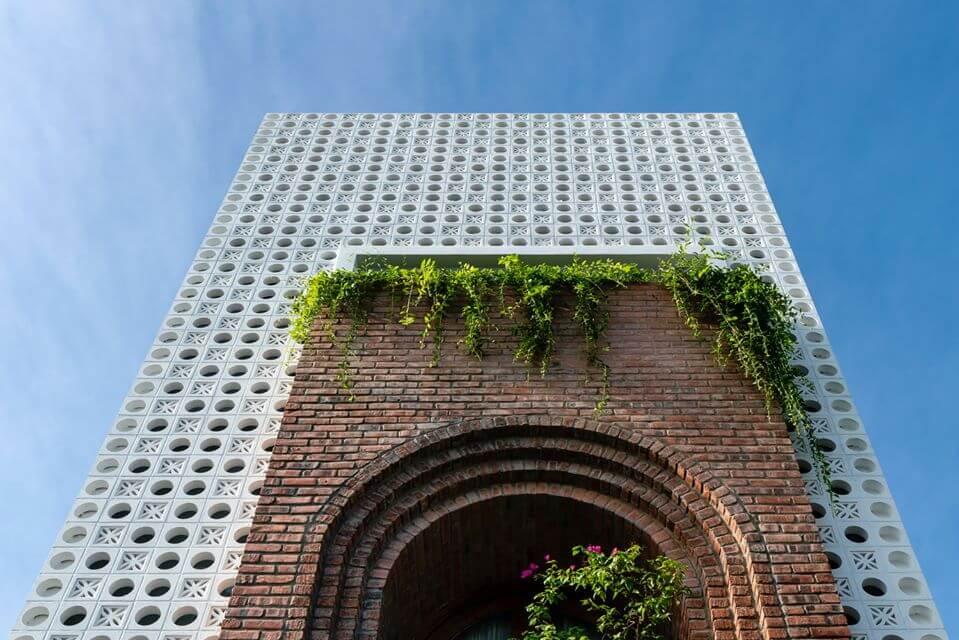 thiết kế nhà phố 3 tầng 5x15