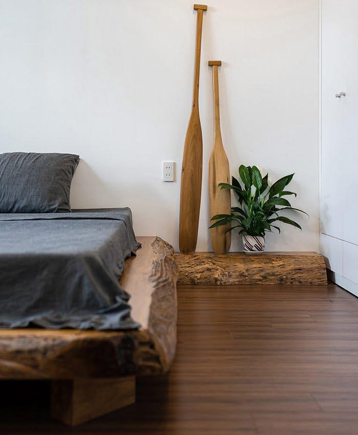 nhà phố hiện đại 5x20m phòng ngủ master