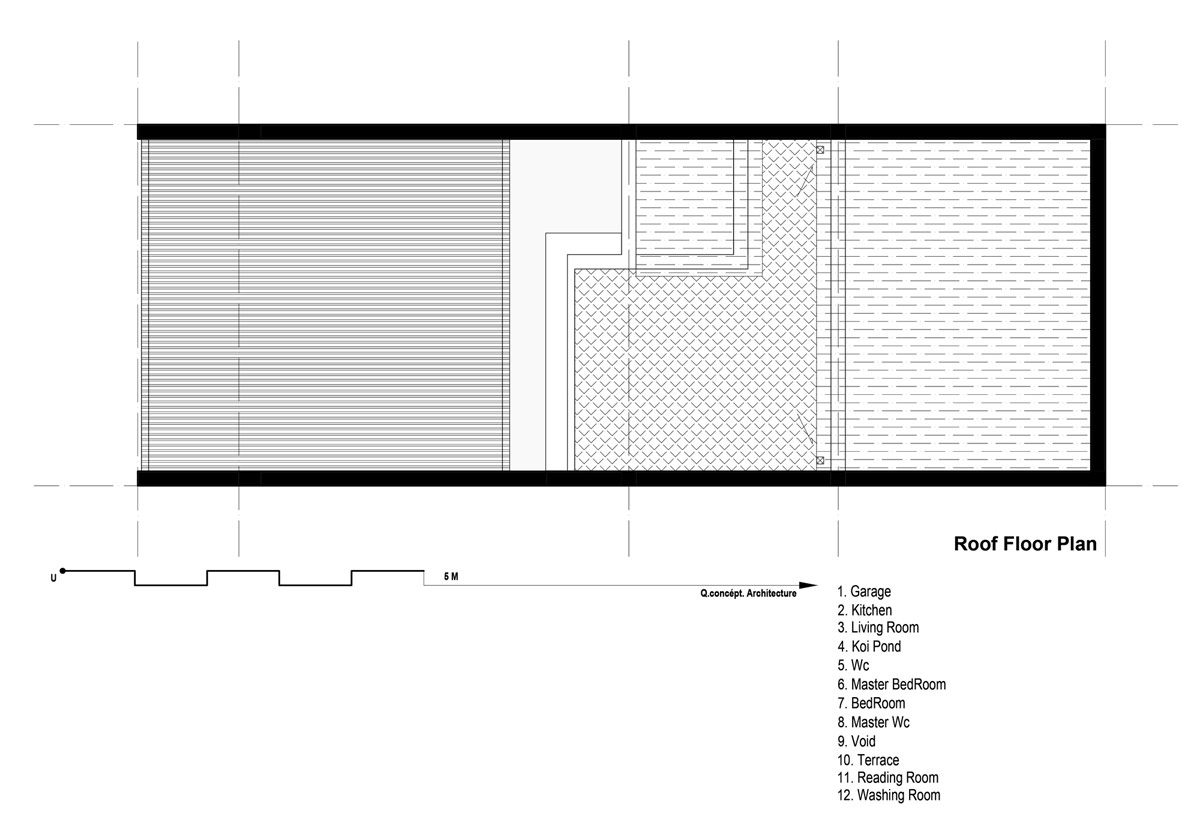 nhà phố hiện đại 5x20m