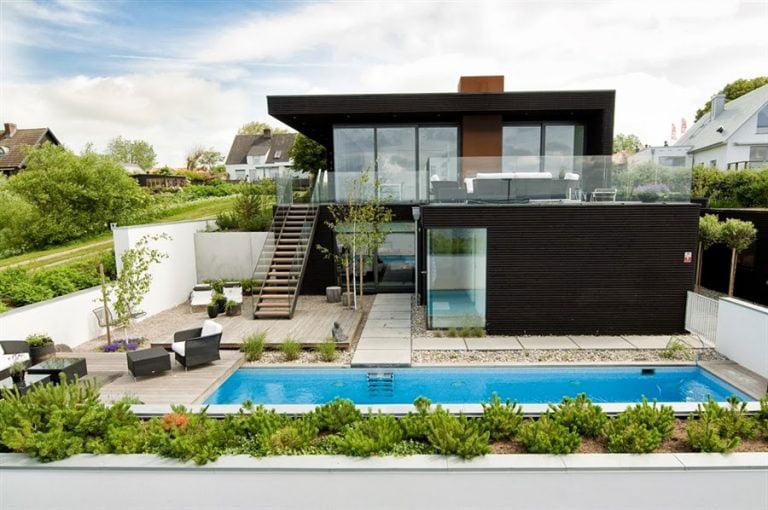Những mẫu biệt thự nhà vườn 2 tầng đẹp không thể bỏ qua