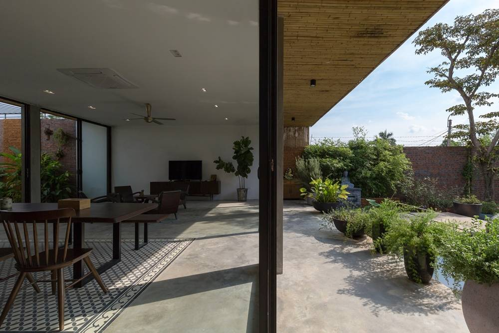 Thiết kế nội thất nhà cấp 4 đơn giản 2