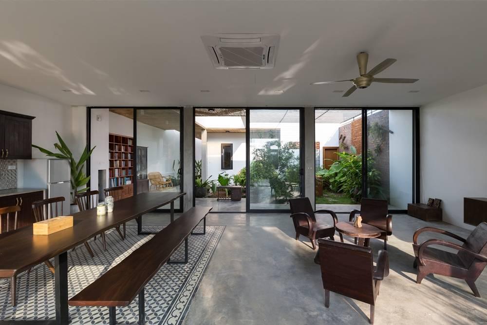 Thiết kế nội thất nhà cấp 4 đơn giản 3