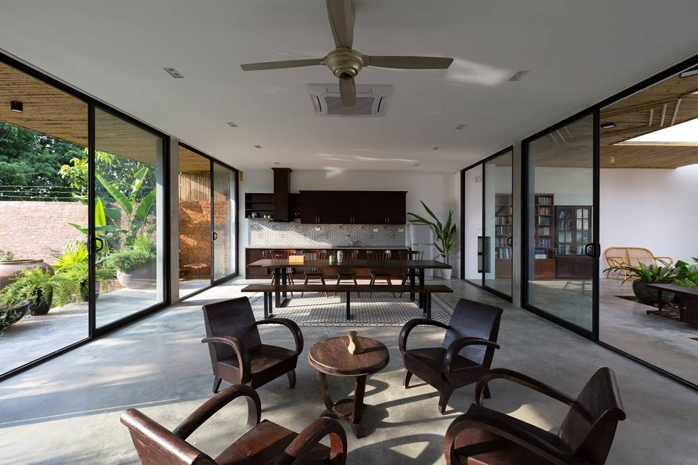 Thiết kế nội thất nhà cấp 4 đơn giản 4