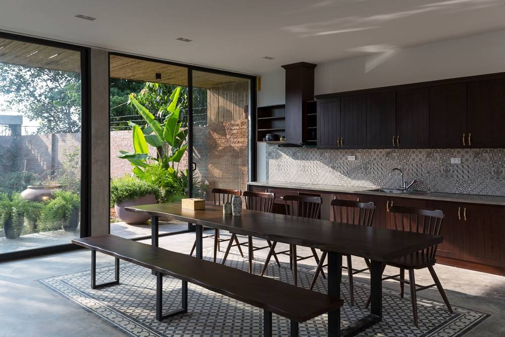 Thiết kế nội thất nhà cấp 4 đơn giản 7