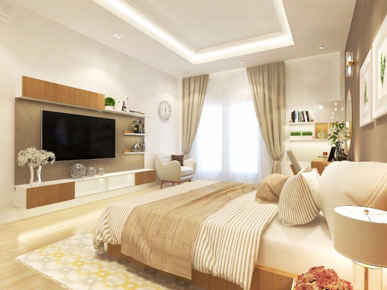 nội thất nhà đẹp diện tích nhỏ 11