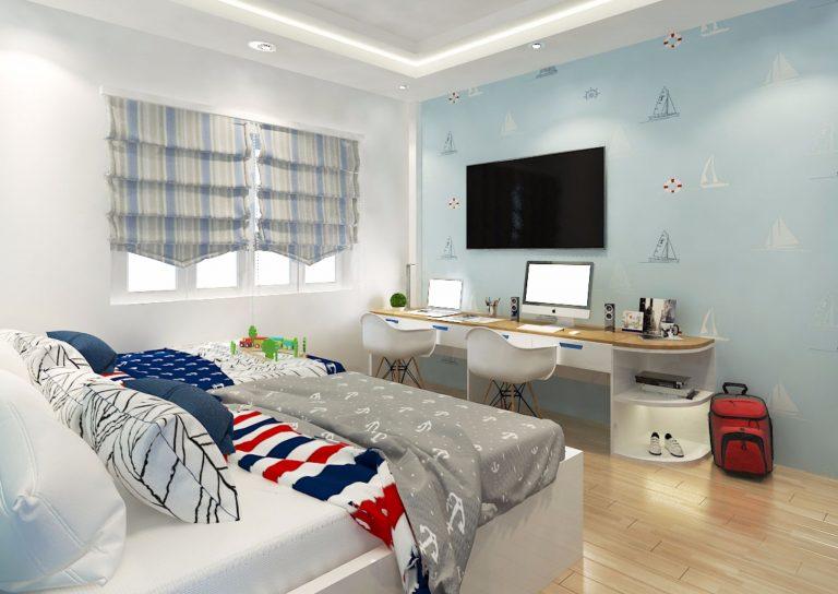 nội thất nhà đẹp diện tích nhỏ 14