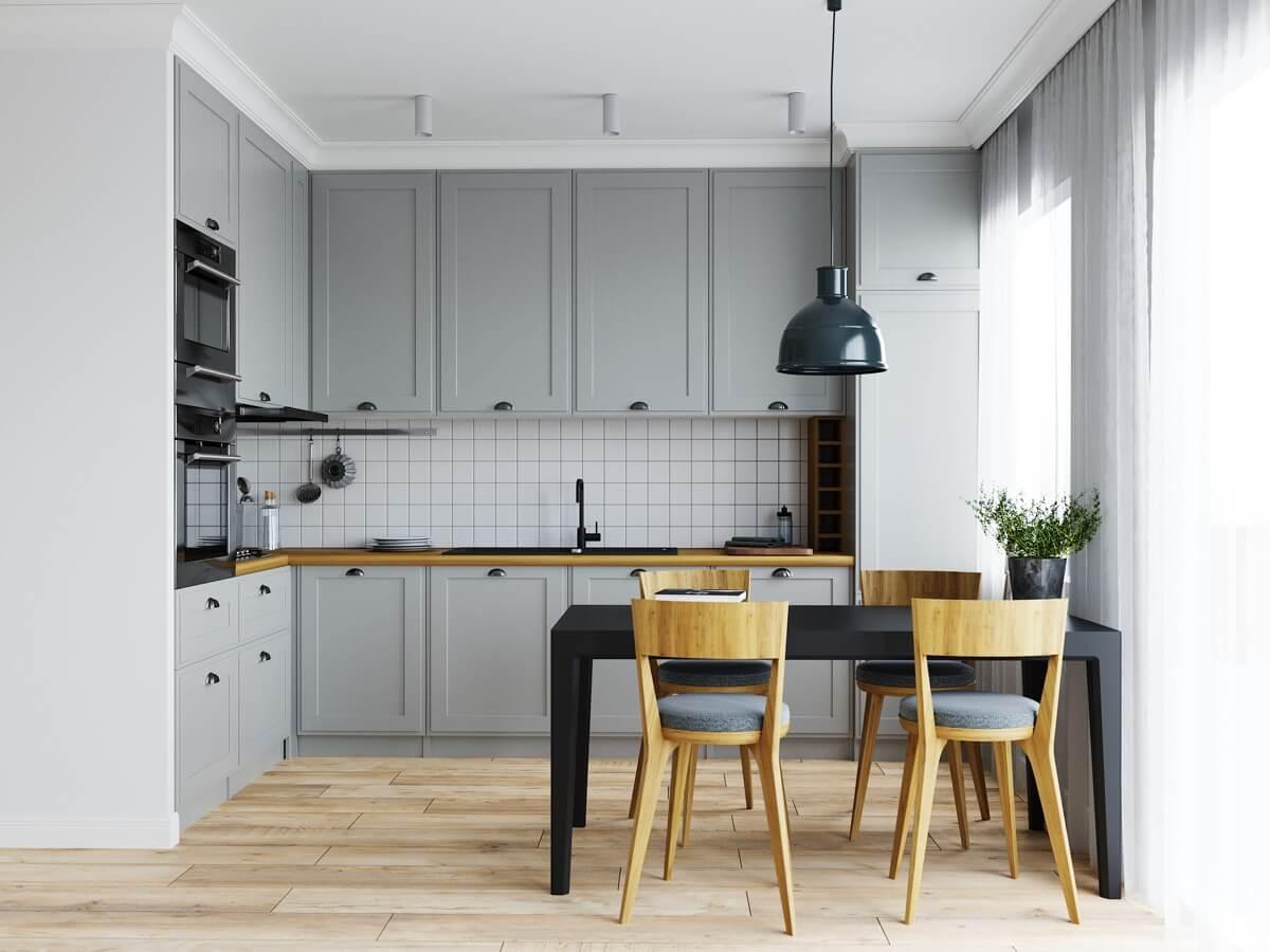 phòng bếp đẹp đơn giản 12