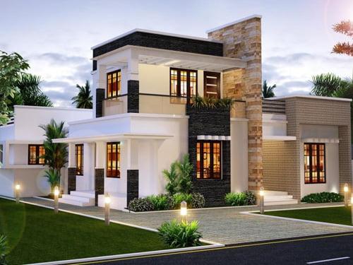 phong cách thiết kế nhà biệt thự đẹp được yêu thích nhất hiện nay