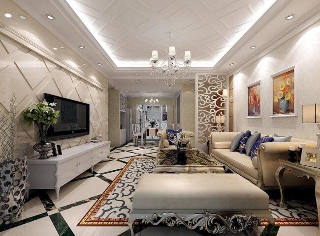 phong cách thiết kế nội thất chung cư đẹp được yêu thích 3