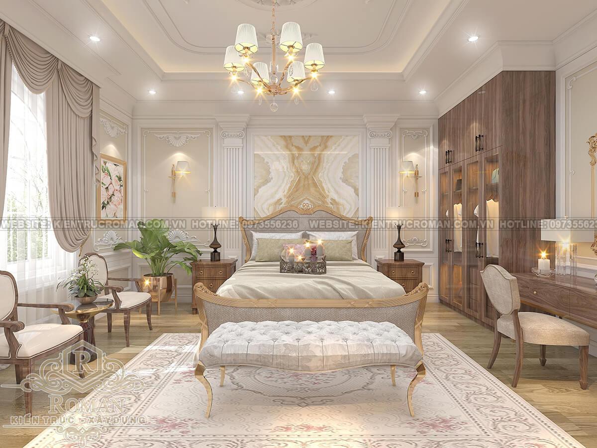 phòng ngủ dành cho cặp đôi
