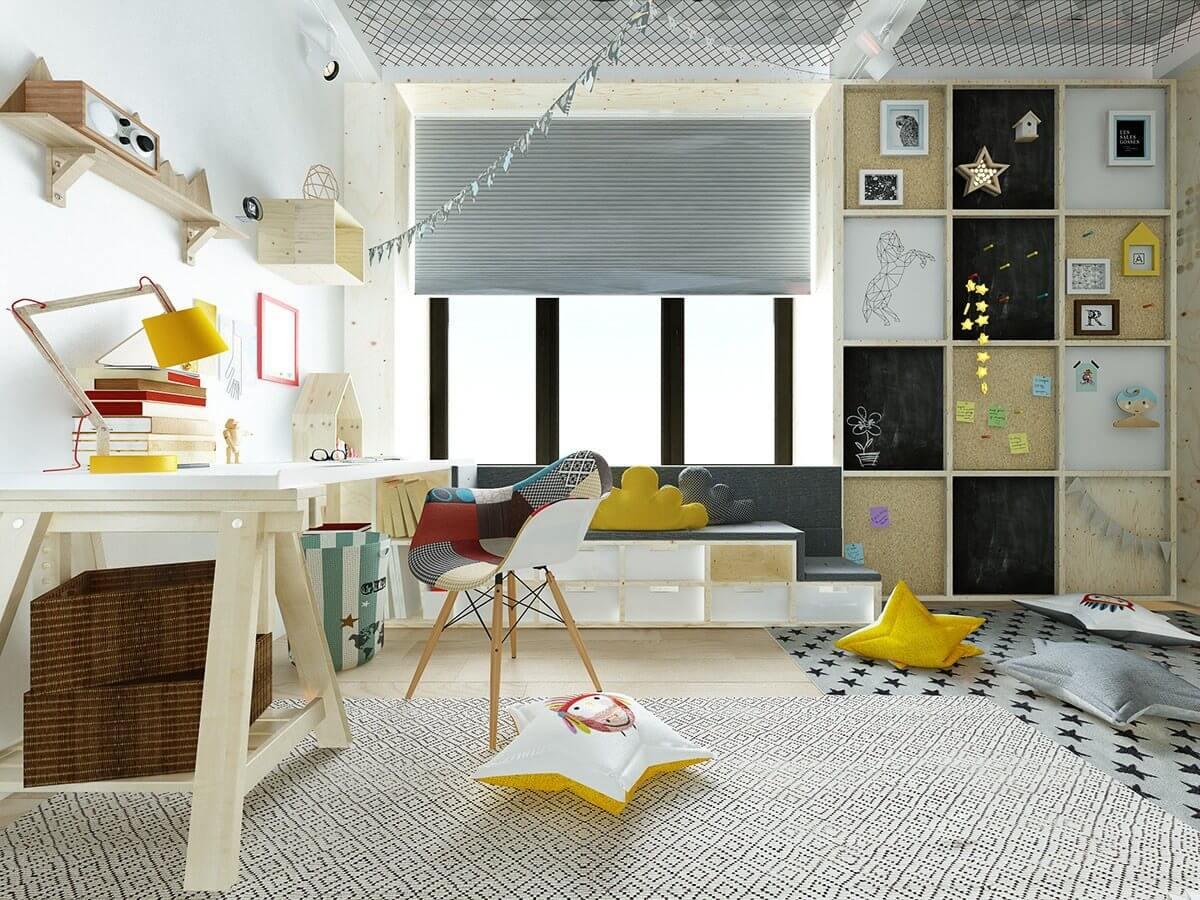 phòng ngủ dành cho trẻ em