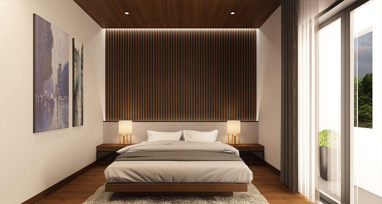 phòng ngủ đẹp dành cho biệt thự nhỏ