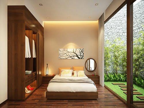 phòng ngủ đẹp dành cho biệt thự
