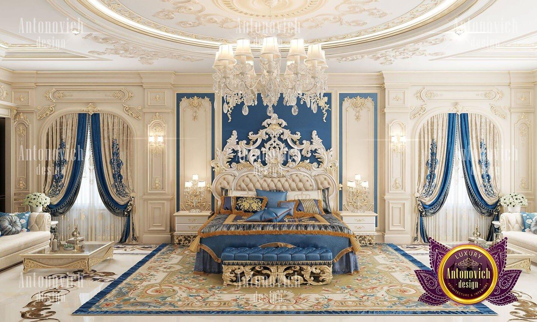 phòng ngủ hoàng gia đẹp phòng ngủ lớn nhất