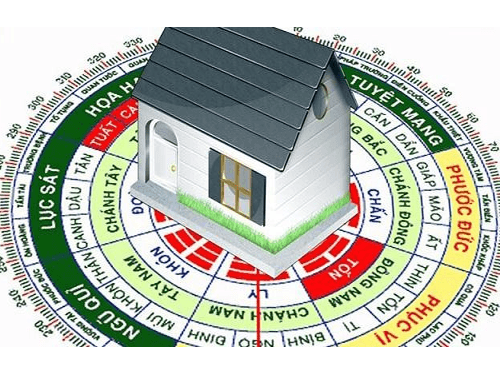 7 Điều cần phải biết về phong thủy xây nhà để gia đình gặp may mắn