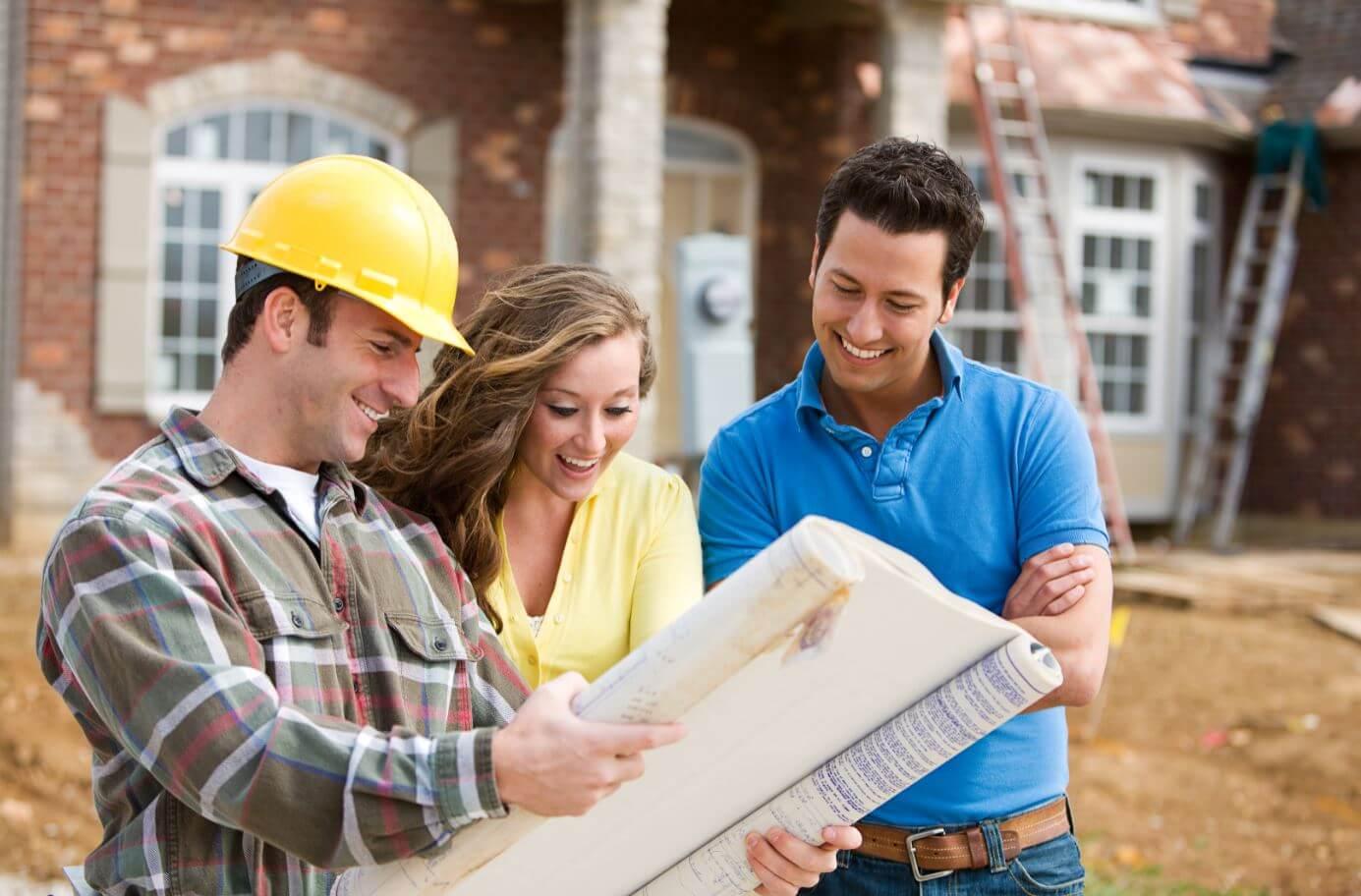 sai lầm cần tránh khi xây nhà