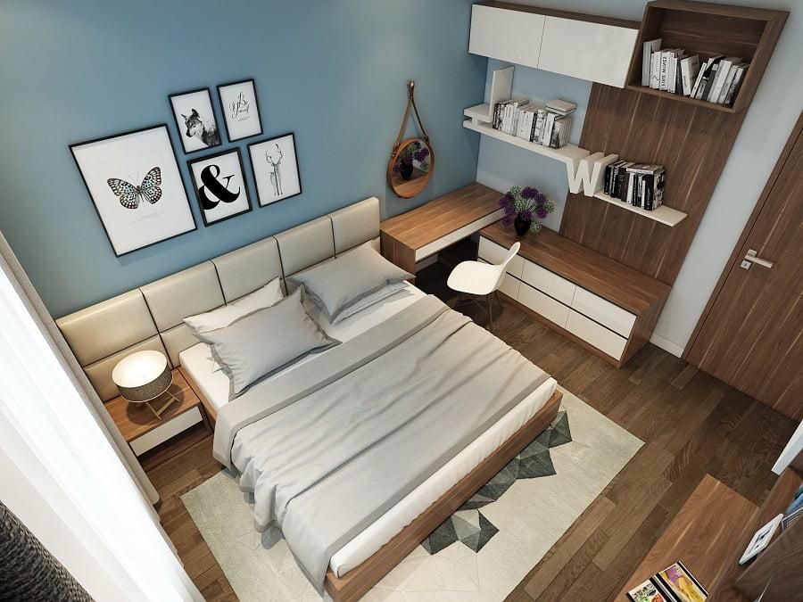 thi công nội thất chung cư trọn gói 15