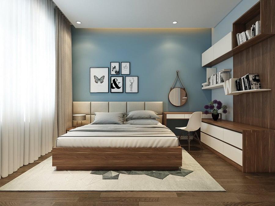 thi công nội thất chung cư trọn gói 16