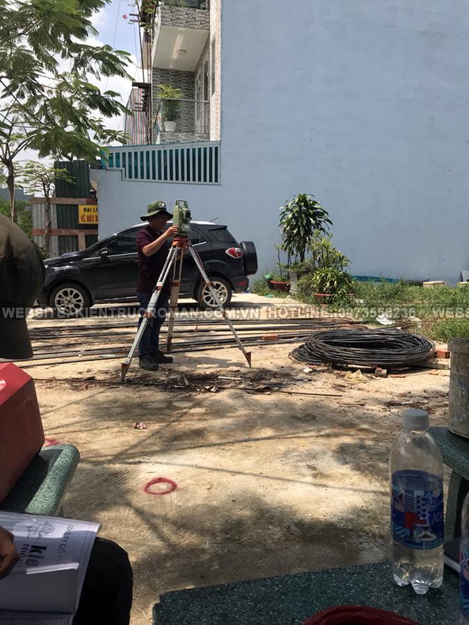 thi công thiết kế nhà ống 3 tầng 4x15 tại bình dương 1