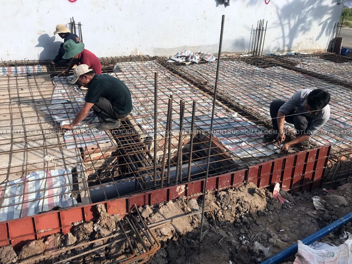 thi công thiết kế nhà ống 3 tầng 4x15 tại bình dương 6