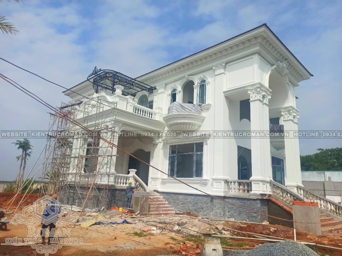 xây nhà 2 tầng mất bao lâu