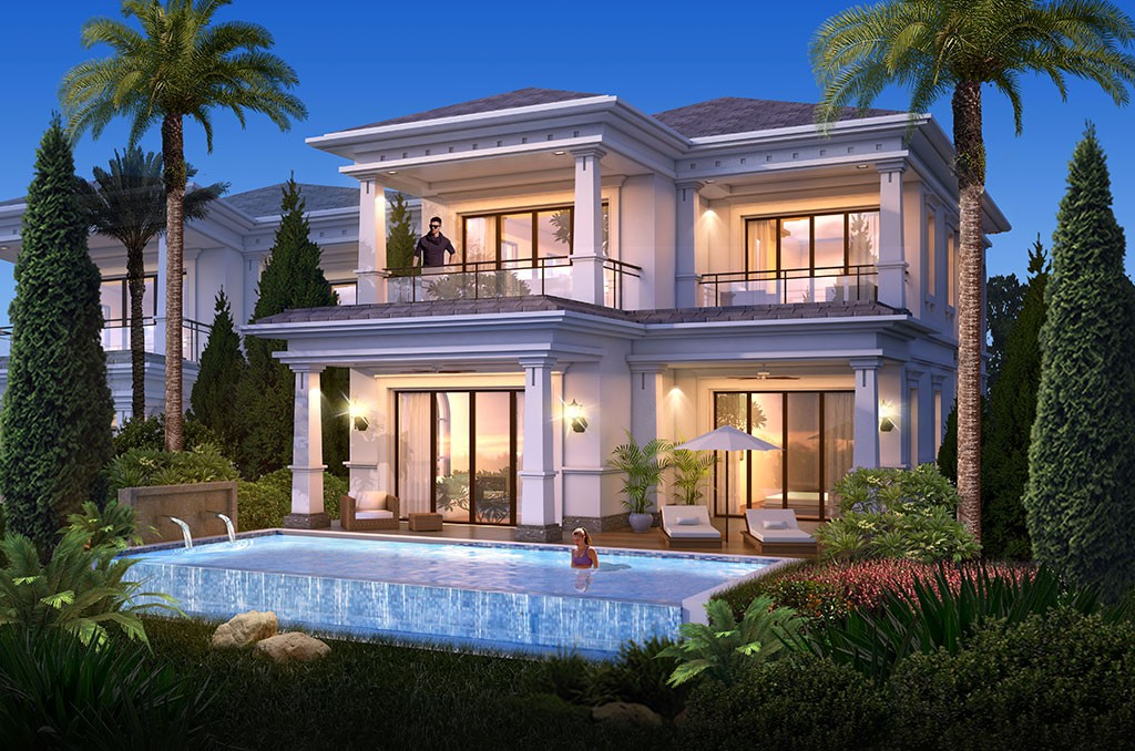 mẫu thiết kế biệt thự nghỉ dưỡng đẹp cho gia đình bạn 4