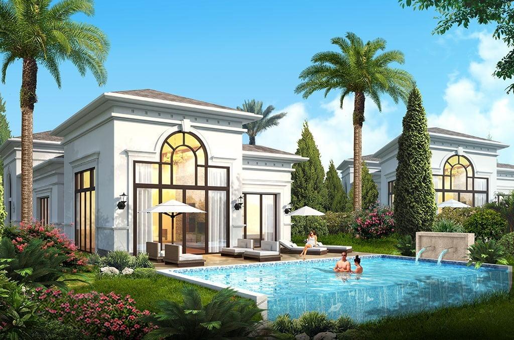 mẫu thiết kế biệt thự nghỉ dưỡng đẹp cho gia đình bạn 5