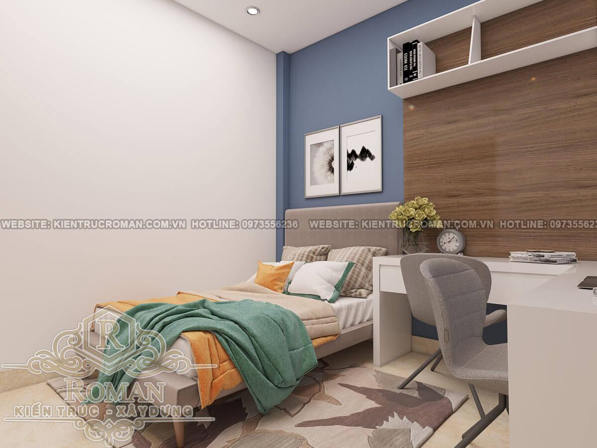 phòng ngủ của bé thiết kế chung cư 3 phòng ngủ