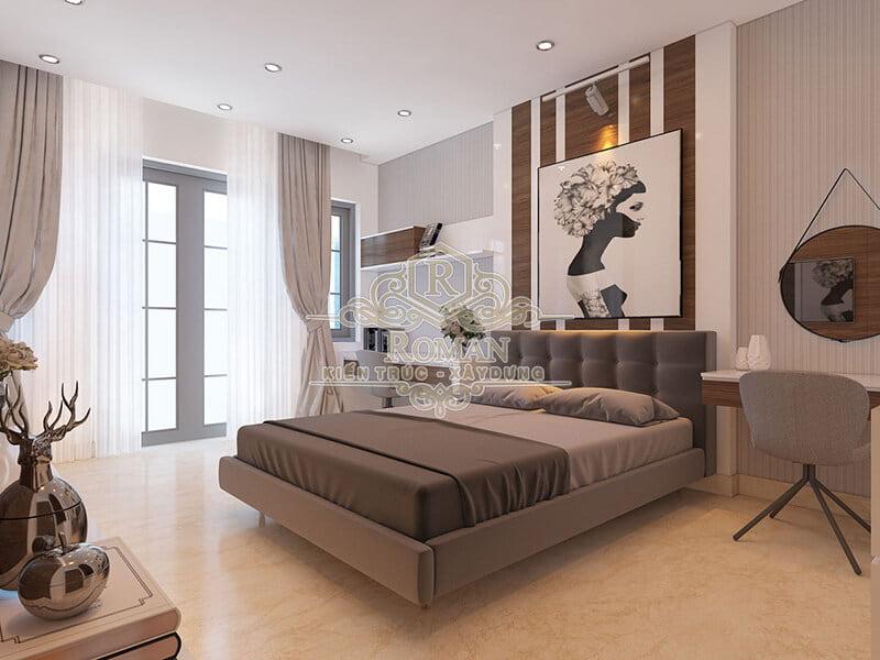thiết kế chung cư 3 phòng ngủ đẹp tại quận 7