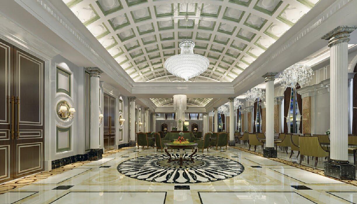Trào lưu khách sạn tân cổ điển mang phong cách kiến trúc độc đáo 2