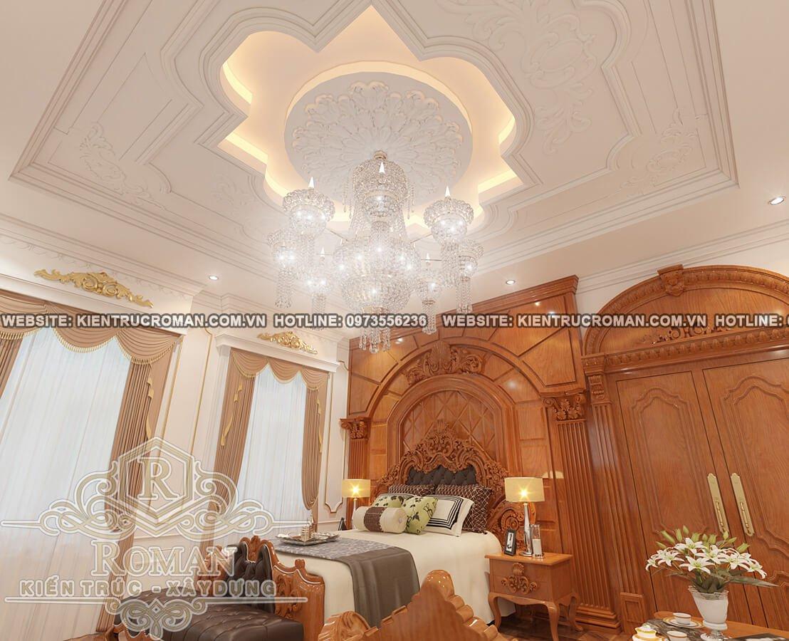 thiết kế nội thất biệt thự đẹp 12