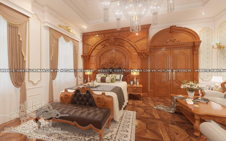 thiết kế nội thất biệt thự đẹp 13