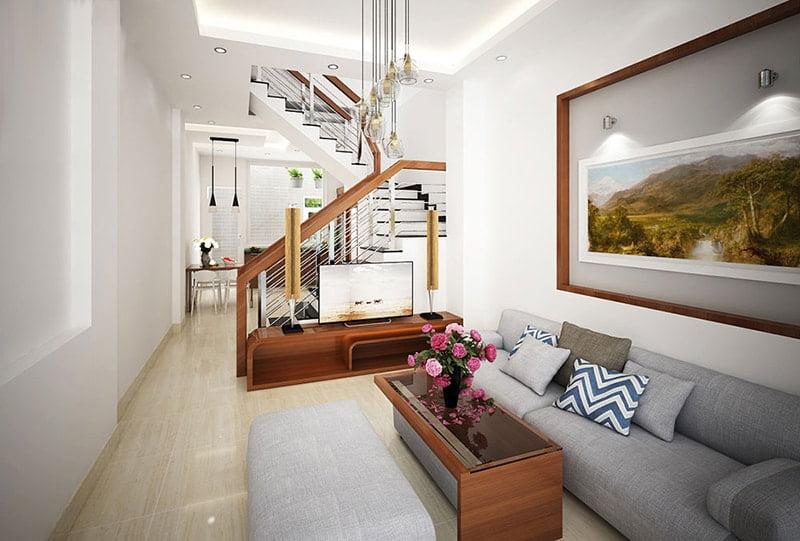 thiết kế nhà 40m2 3 tầng 14