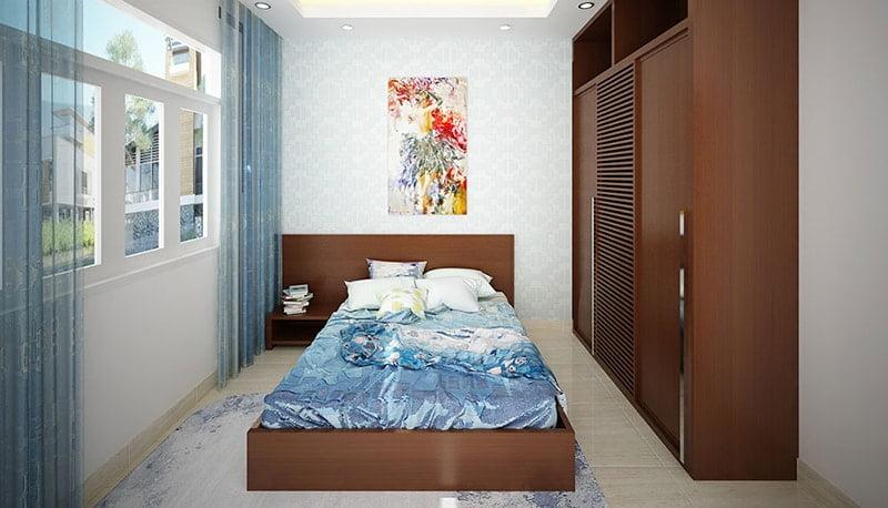 thiết kế nhà 40m2 3 tầng 21