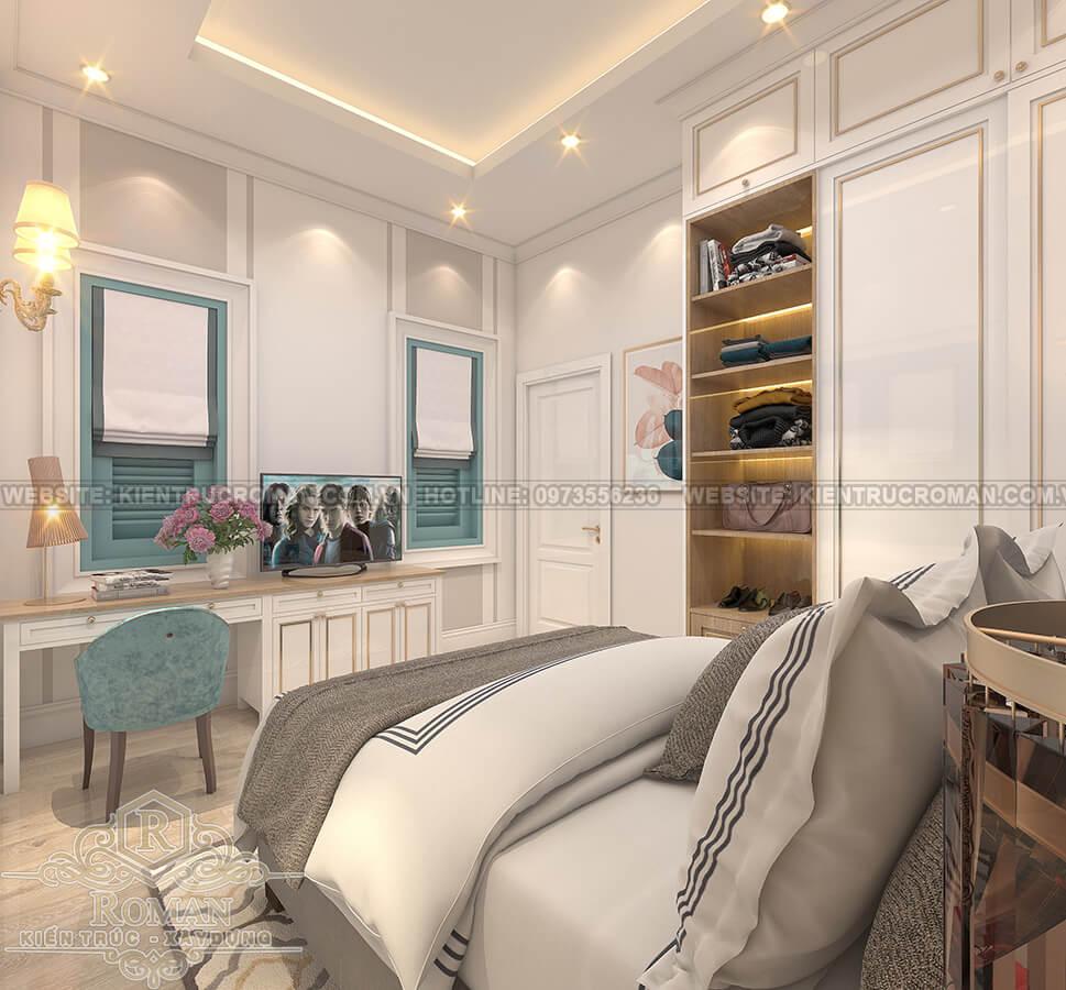 thiết kế nhà đẹp 2 tầng hiện đại 27