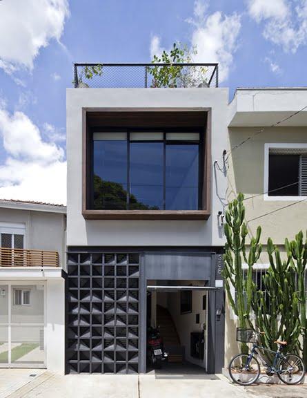 mẫu thiết kế nhà đẹp 5x15 1 trệt 1 lầu đẹp 8