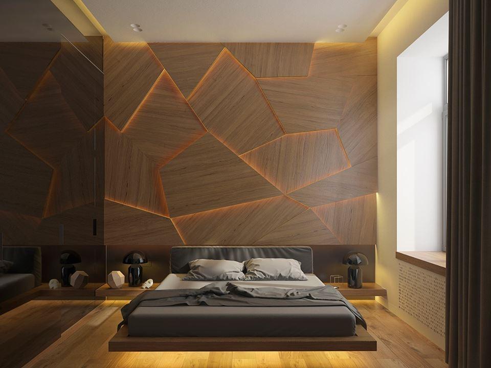 thiết kế nhà ống 2 tầng 4 phòng ngủ 15