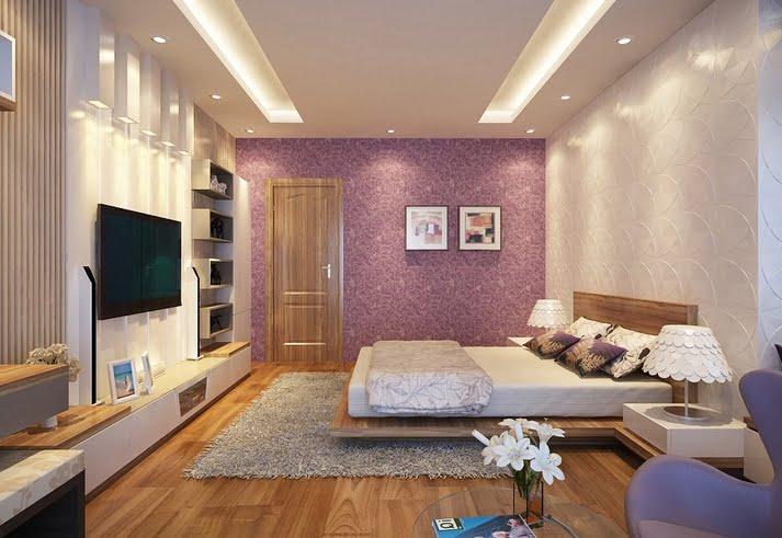 thiết kế nhà ống 2 tầng 4 phòng ngủ 17