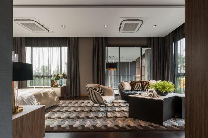 thiết kế nội thất biệt thự hiện đại 10