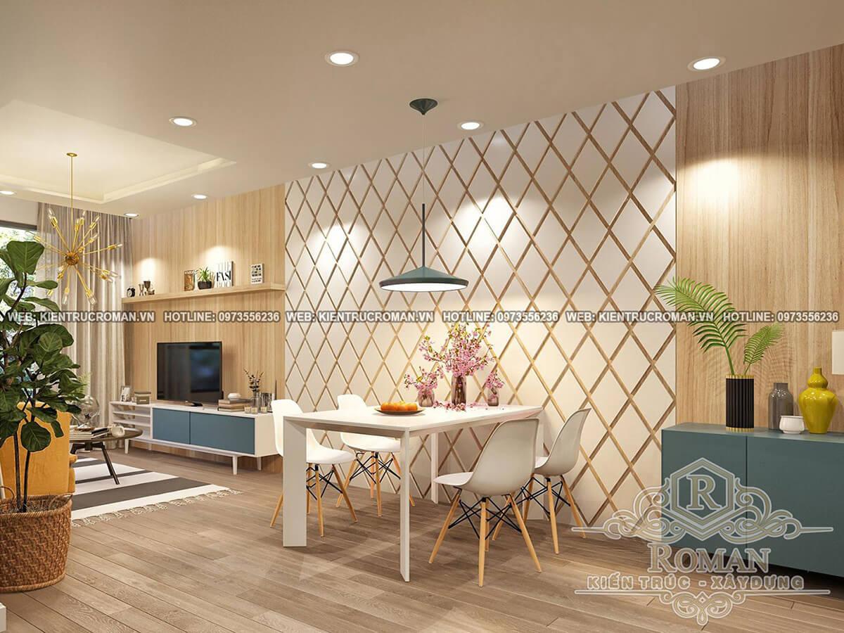 báo giá thiết kế nội thất chung cư 4