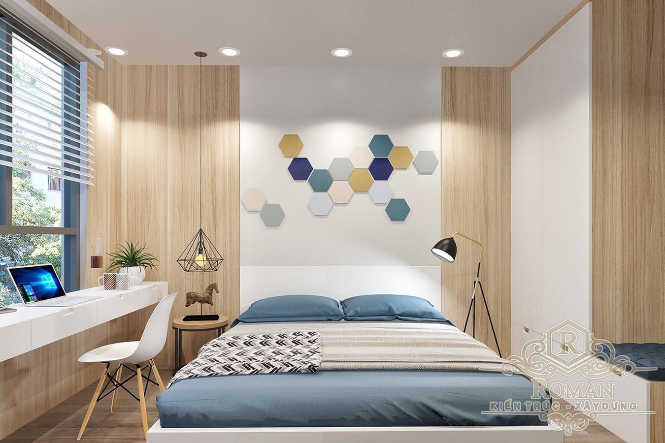 báo giá thiết kế nội thất chung cư 7