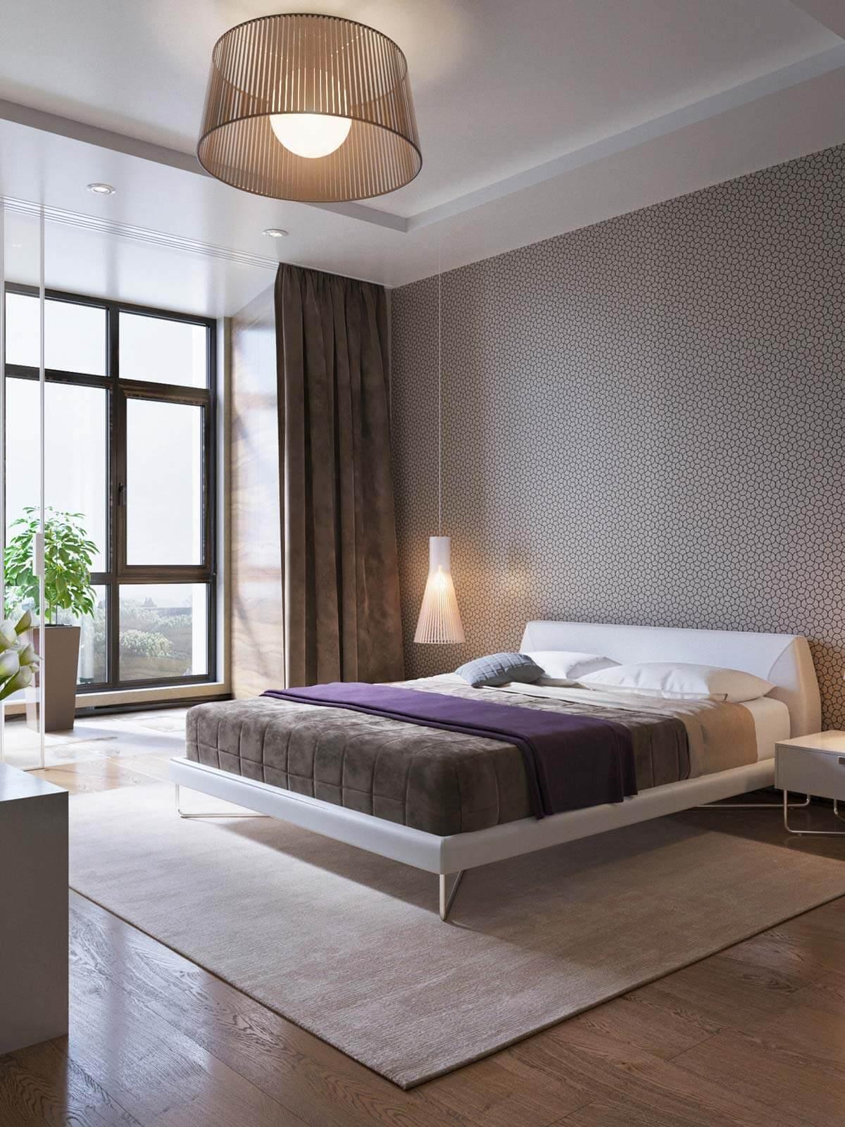mẫu thiết kế nội thất chung cư 70m2 đẹp sang trọng 9