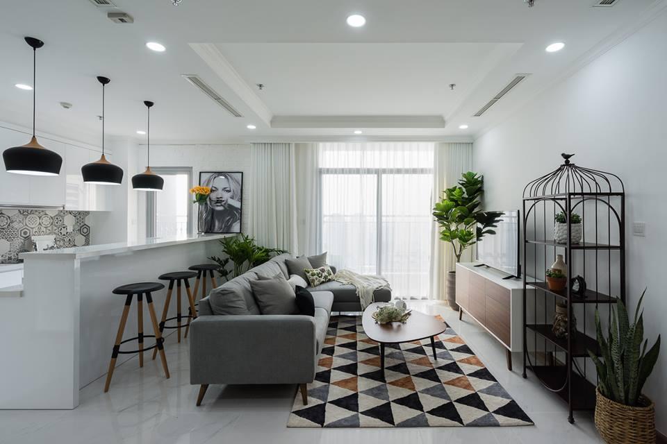 thiết kế nội thất chung cư giá rẻ 1