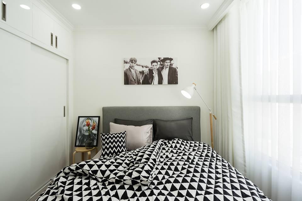 thiết kế nội thất chung cư giá rẻ 10